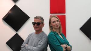 Dragan Šijački i Sonja Švec Španjol