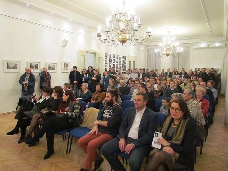 Izložba Tihomira Cirkvenčića u EU domu Zagreb