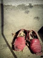 """Dalibor Brlek Slavenski, """"Crvene cipelice za Kanzas"""", fotografija"""