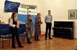 Ivana Kolić, Antonija Cesarec, Renata Bačić i Krešimir Radas, foto: Antun Hosni