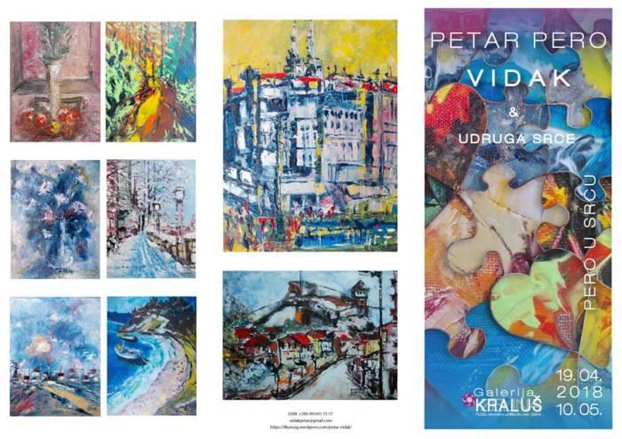 Petar Vidak, katalog 1