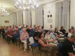 Sa otvorenja izložbe ''Nove perspektive 2018'' u Europskom domu Zagreb