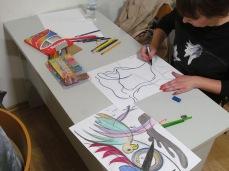 Radionica ''Magija crteža i osobni arhetipovi''