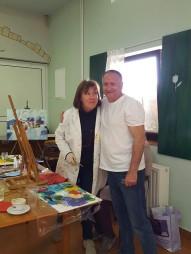 Višnja Peter i Anđelko Brkić