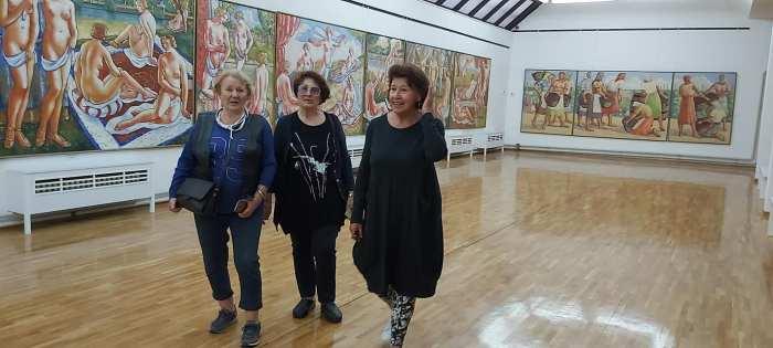 U Galeriji Save Šumanovića