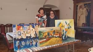 Višnja Peter i Ana Cerovski