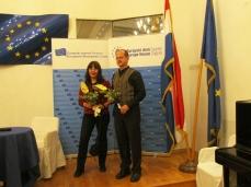 Krešimira Gojanović, Alfred Freddy Krupa